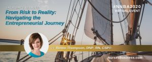 NNBA 2020 Conference - Keynote - From Risk to Reality: Navigating the Entrepreneurial Journey