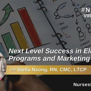 NNBA Preconference Stella Nsong